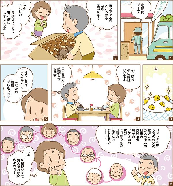 日本薬師堂会報誌掲載漫画 第3弾[画像1]