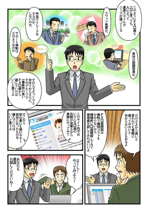 FX口座開設~準備編~[画像4]
