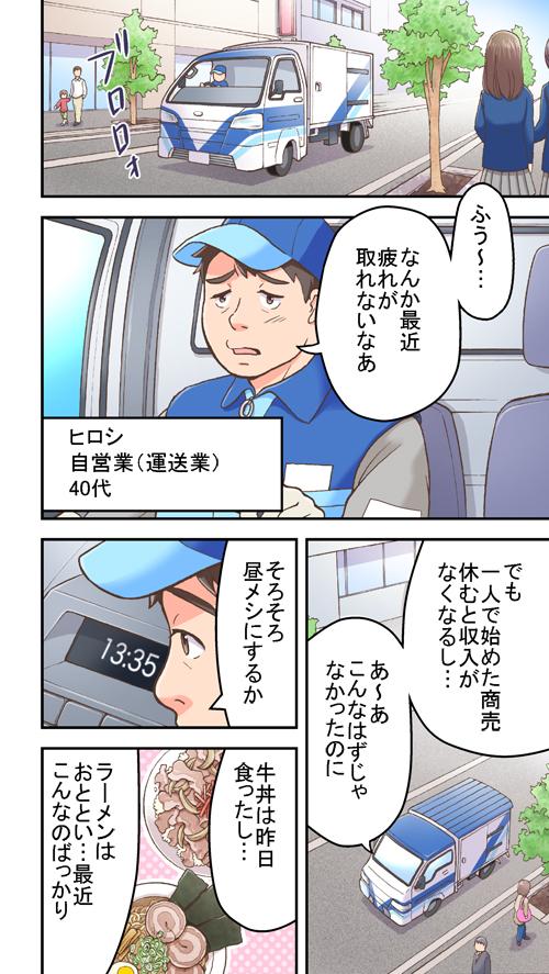 小諸市健診受診奨励漫画冊子[画像2]