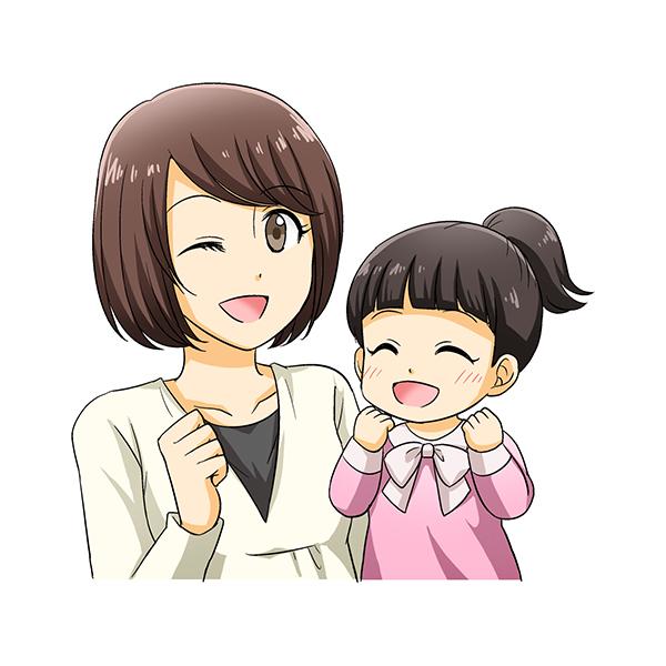 シングルマザーシェアハウス『Mother Leaf』のランディングページ漫画[画像5]