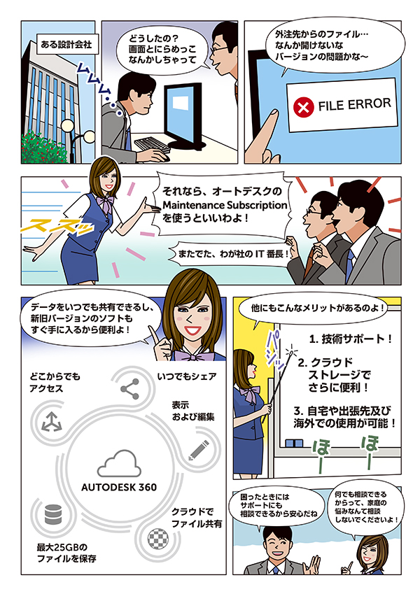 社内のソフトウェア問題をズバリ解決!IT番長がゆく![画像3]